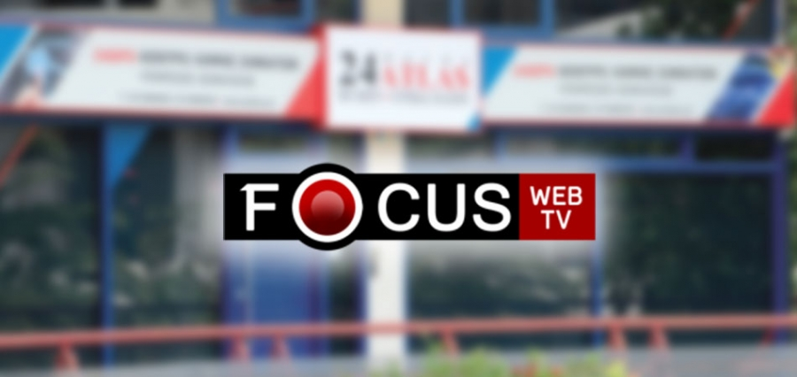Η Atlas στο Focus Web TV